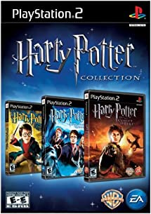 Amazon Com Harry Potter Collection Playstation 2 Artist Not