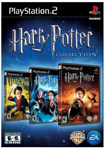 Harry Potter Collection - PlayStation 2 (Harry Potter And The Sorcerers Stone Rom)