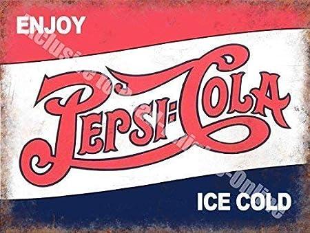 RKO Pepsi-Cola Clásico Bebidas Publicidad Café Diner Pub Bar ...