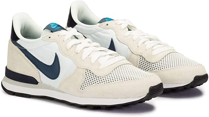 Nike Internationalist Blanco/Azul - Zapatillas Mujer: Amazon ...