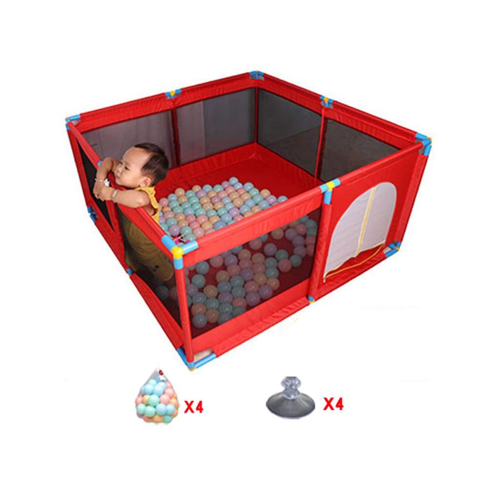 100%正規品 安全フェンス、赤ちゃんの屋内の子供の遊びのフェンス、幼児のクロールマットのフェンス、128X128X66cm (色 B : A) B07GN5DJ4L B07GN5DJ4L B A) B, 【送料無料/即納】 :db4618b7 --- svecha37.ru
