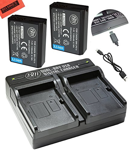 bm-premium-pack-of-2-lp-e10-batteries-and-usb-dual-battery-charger-kit-for-canon-eos-rebel-t3-t5-t6-