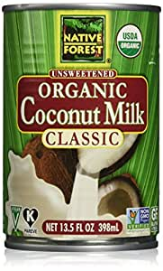 Native Forest Organic Coconut Milk -- 13.5 fl oz
