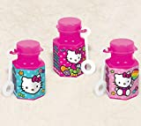 Hello Kitty Rainbow Mini Bubbles (12)