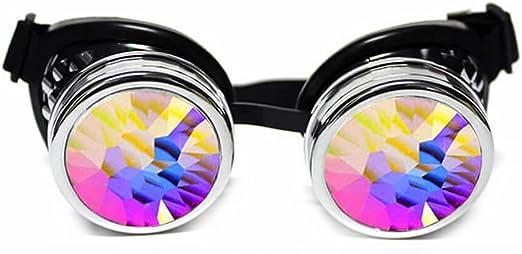 GloFX Padded Kaliedoscope Goggles