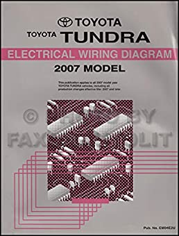 51ki3 TERmL._SX258_BO1204203200_ 2007 toyota tundra wiring diagram manual original toyota amazon
