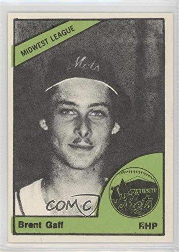 Brent Gaff (Baseball Card) 1978 TCMA The Minors - [Base] #0394 ()