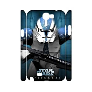 I-Cu-Le Star Wars Soldier Customized Hard 3D Case For Samsung Galaxy Note 2 N7100