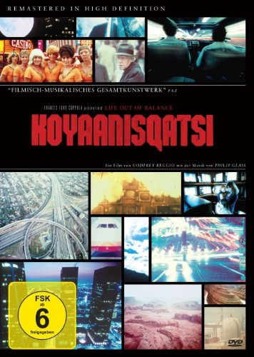 Koyaanisqatsi - Prophezeiung [Alemania] [DVD]: Amazon.es ...