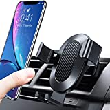 TORRAS Cell Phone Holder for Car, Auto-Clamping Air Vent Car Mount Holder Cradle Compatible for iPhone Xs/Xs Max/XR/X / 8/8 Plus / 7/7 Plus, Galaxy Note 10+ / S10 / S10+ / S9 / S9+ and More