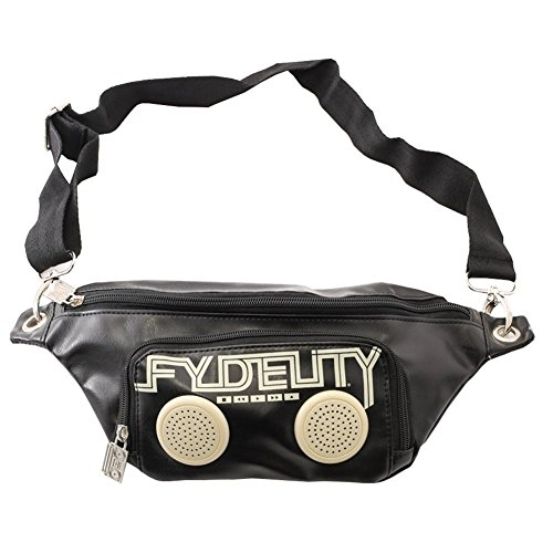 Women's Fanny Pack With Built In Speakers For Smart Phone