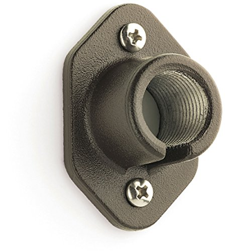 Kichler 15607AZT Accessory Mounting Bracket, Textured Architectural Bronze