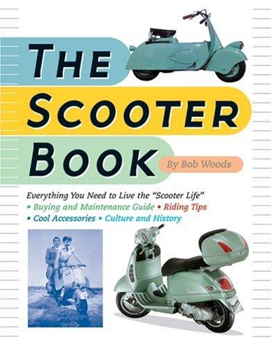 The Scooter Book pdf epub