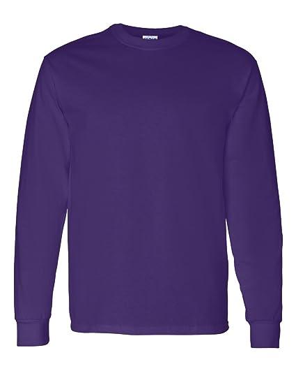dc0e0438c1 Gildan Big Men's Cotton Long Sleeve T-shirt