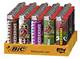 Bic NFL Washington Redskins Lighter 50/tray