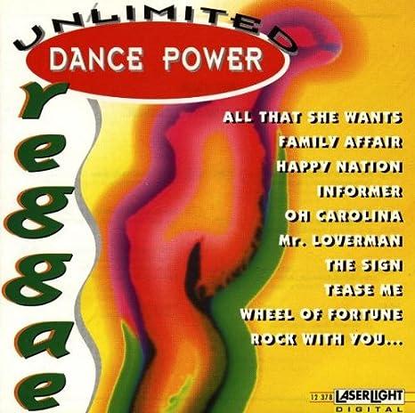 Unlimited Dance Power