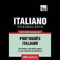 Vocabulário Português Brasileiro-Italiano - 9000 palavras
