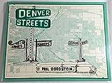 Denver Streets, Phil Goodstein, 0962216925