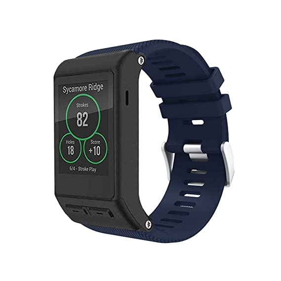 Amazon.com: METEQI Replacement Band Compatible with Garmin ...