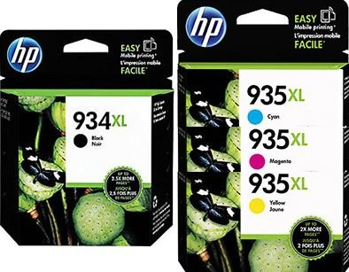 HP Cartridges Retail Packaging Magenta product image
