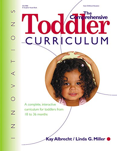 Comprehensive Toddler Curriculum