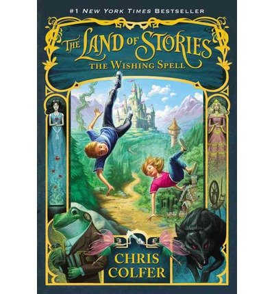 By Chris Colfer - The Land of Stories: The Wishing Spell (Large Print Edition) (2013-07-17) [Paperback] ebook