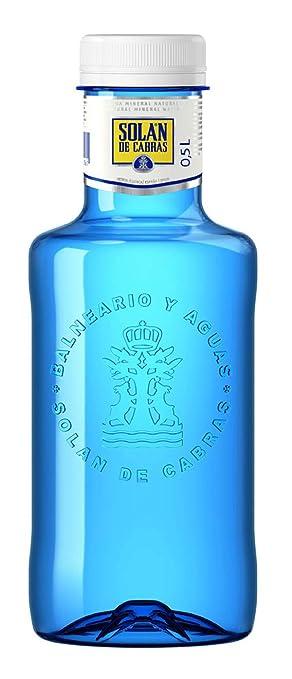 500mlX20 this SORUN de Cabras mineral water