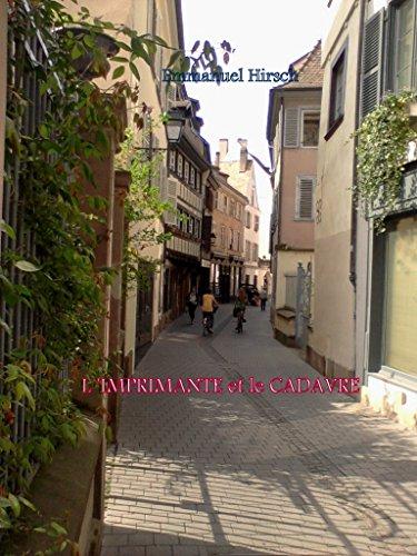 le-cadavre-et-limprimante-french-edition