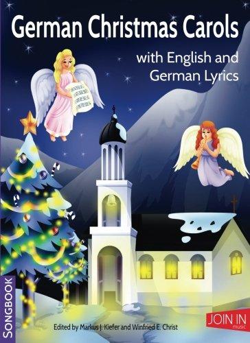 German Christmas Carols: Songbook (Volume 34)