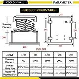 CGOLDENWALL 70CM Electric projector Lift Scissors
