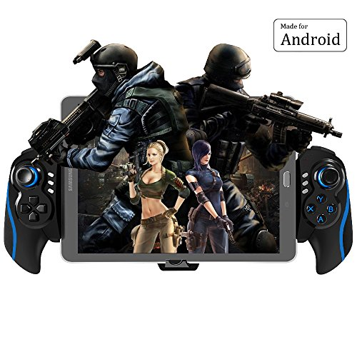 BEBONCOOL Wireless Bluetooth Gamepad With Clip