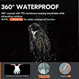 Vgo 1-Pair 32°F Waterproof High-Dexterity