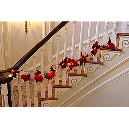 top selected products and reviews - Christmas Staircase