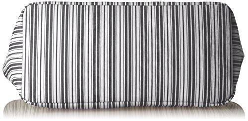 Timberland Tb0m5152, Borsa a mano Donna, 16.5x27.5x45.5 cm Grigio (Paloma Print)