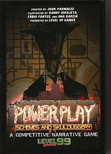 Power Play: Schemes and Skulduggery [並行輸入品] B07SFTKW4G