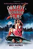 Comedy-Horror Films, Bruce G. Hallenbeck, 0786433329