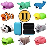 Animal Buddies Phone Cord Bites - Cable Protector for...