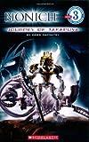 Journey of Takanuva (Bionicla Growing Reader, Level 3)