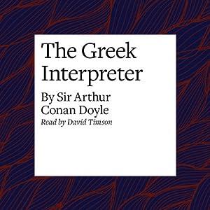 The Greek Interpreter Audiobook