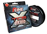 P-Line TCB 150-Yard Braided Fishing Line, Green, 80-Pound