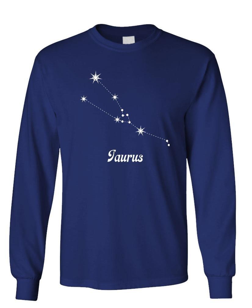 Taurus Constellation Stars Astrology Signs D Ts Shirts