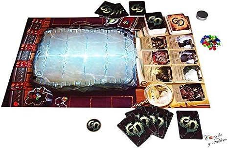 Taberna de Dam Grim Doom: Amazon.es: Juguetes y juegos