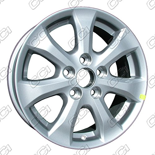 16'' All Painted Silver New OEM Wheels for 07-11 TOYOTA CAMRY