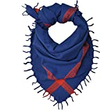 scarf4All Exclusive Puerto Rican Scarf Blue
