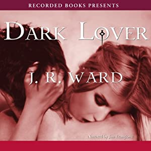 Image result for dark lover audiobook