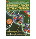 img - for [ [ [ Beating Cancer with Nutrition [With Audio CD][ BEATING CANCER WITH NUTRITION [WITH AUDIO CD] ] By Quillin, Patrick ( Author )May-01-2005 Paperback book / textbook / text book