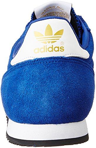 Originals Para Negbas De Deporte Ftwbla Adidas Zapatillas Dragon Azul reauni Hombre Od1wgSqx