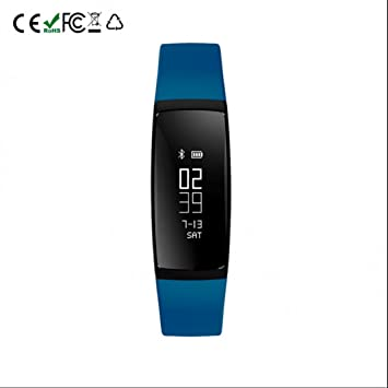 montre intelligente montre connectée homme Contrôle de Musique et Caméra, Montre Cardio Sport avec Cardiofréquencemètre