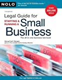 img - for Legal Guide for Starting & Running a Small Business by Fred S. Steingold (2009-10-07) book / textbook / text book
