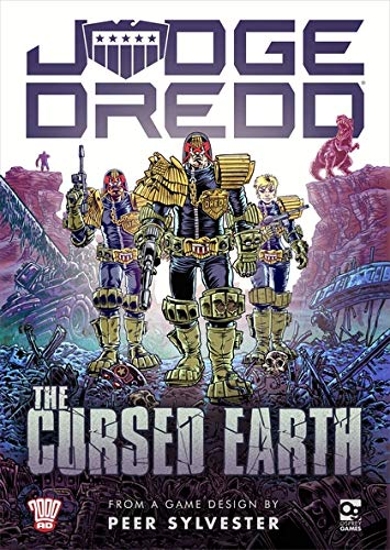 Pdf Humor Judge Dredd: The Cursed Earth: An Expedition Game
